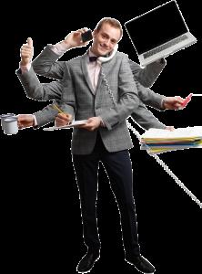 Personlig effektivitet og planlægning